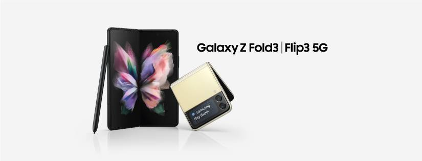 Galaxy Zfold3 I Flip3 5G