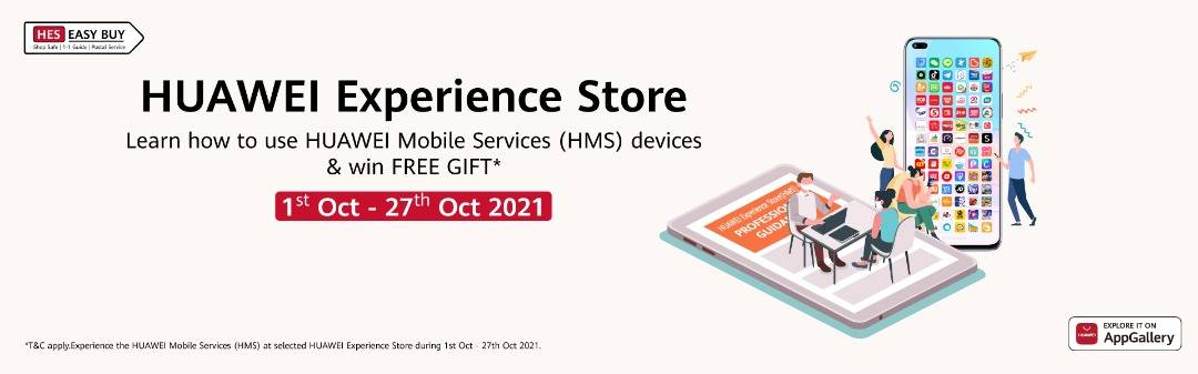 Huawei Mobile Services (HMS) devices