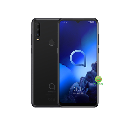 Alcatel 3X 2019 (64GB ROM 4GB RAM)(Jewelry Black)