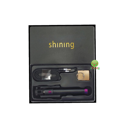 Shining Gift Box Type C Cable Black