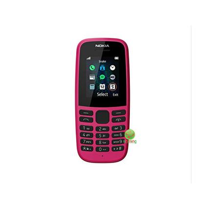 Nokia 105 4th Edition (TA-1174)(Pink)