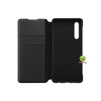Huawei P30 Wallet Cover Black