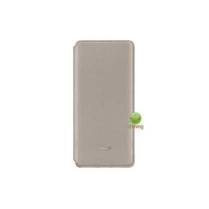 Huawei P30 Pro Wallet Cover Khaki