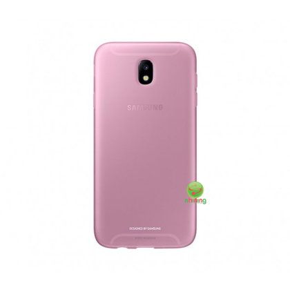 SME (O) JELLY COVER GALAXY J5 PRO (2017) PINK