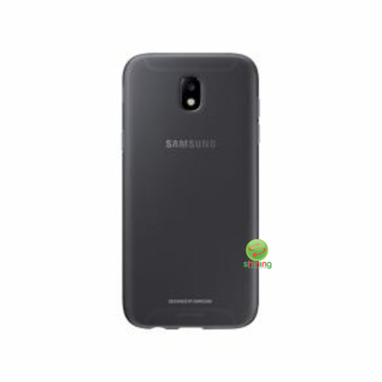 SME (O) JELLY COVER GALAXY J5 PRO (2017) BLACK