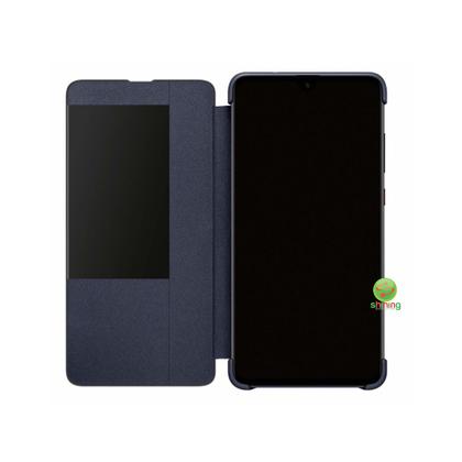 Huawei Mate 20 Smart Flip Cover Black