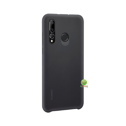 Huawei Nova 4 Silicon Back Cover Black