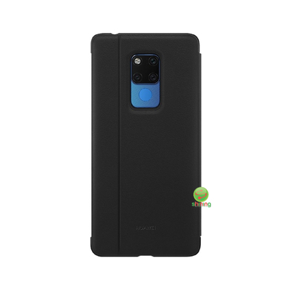 Huawei Mate 20x Smart View Flip Cover Black