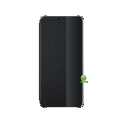 Huawei P20 Pro Smart Window Flip Cover Black