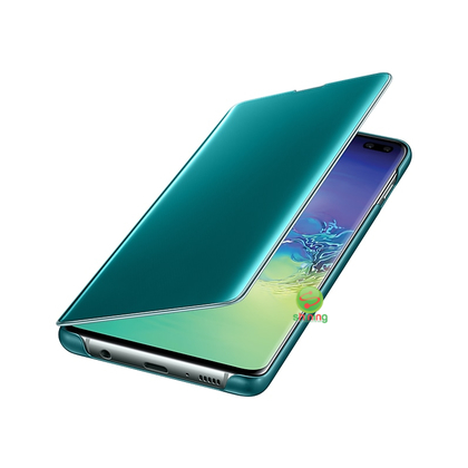 SME (O) CLEAR VIEW COVER GALAXY S10+ 6.4