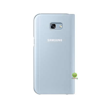 SME (O) S VIEW STANDING COVER GALAXY A5 2017 BLUE