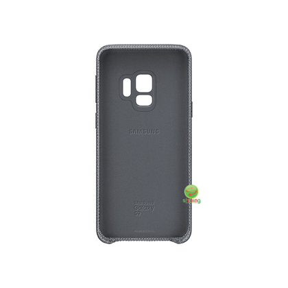 SME (O) FABRIC (HYPERKNIT) COVER GALAXY S9 GRAY
