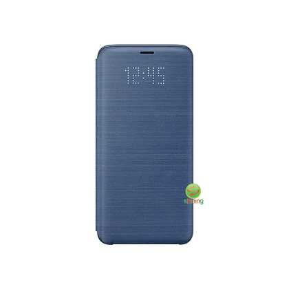 SME (O) LED VIEW COVER GALAXY S9 BLUE