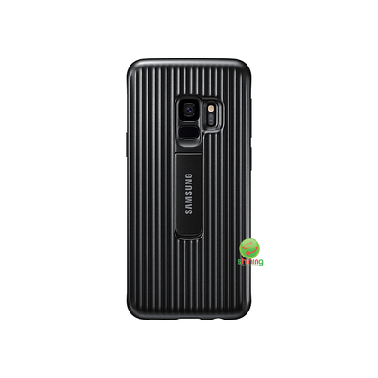 SME (O) PROTECTIVE STANDING COVER GALAXY S9 BLACK