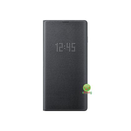 "SME (O) LED VIEW COVER GALAXY S10 6.1"" BLACK"