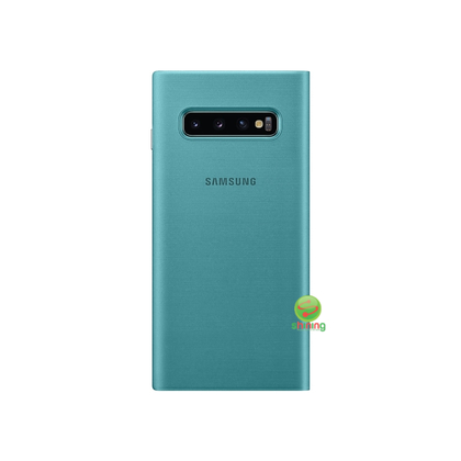 "SME (O) LED VIEW COVER GALAXY S10 6.1"" GREEN"
