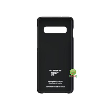 SMAPP SAMSUNG GALAXY S10 SMART COVER AVENGERS LOGO