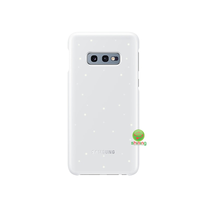 "SME (O) LED BACK COVER GALAXY S10E 5.8"" WHITE"