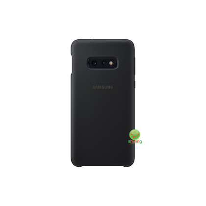 "SME (O) SILICON COVER GALAXY S10E 5.8"" BLACK"