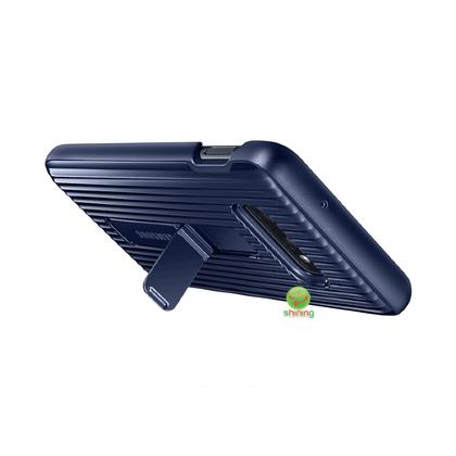 "SME (O) PROTECTIVE STANDING COVER GALAXY S10E 5.8"" BLUE"