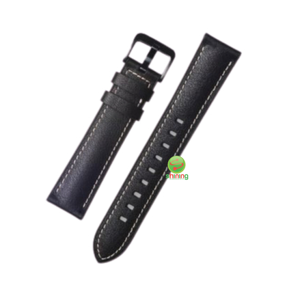 SME (O) RUBBER/LEATHER STRAP ALLIGATOR PATTERN GEAR WATCH 42MM BLACK (URBAN TRAVELLER)
