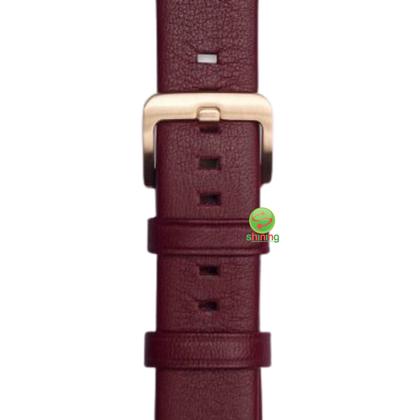 SME (O) CLASSIC LEATHER STRAP ALLIGATOR PATTERN GEAR WATCH 42MM PHONEBOX (URBAN DRESS)
