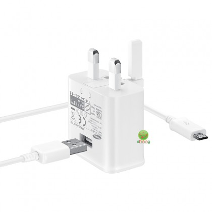 SME (O) TRAVEL CHARGER MICRO USB FAST MODE (3PINS)