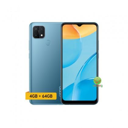 Oppo A15s (CPH2179)(4GB 64GB)(Mystery Blue)