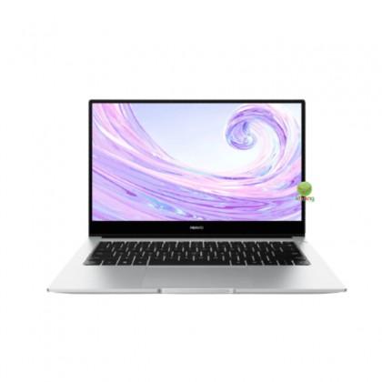 Huawei MateBook D 14 NoteBook (NbB-WAH9)(Intel i5-10210U)(8GB RAM 512GB SSD)(Mystic Silver)