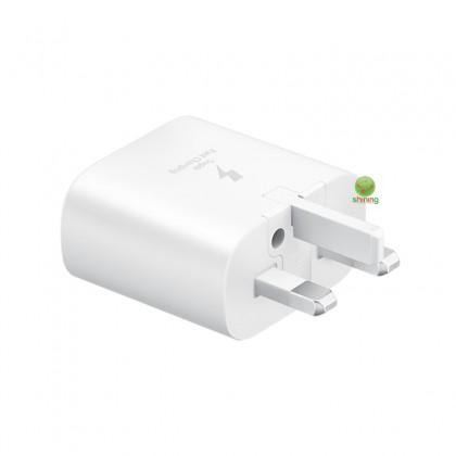 Samsung 25w PD Travel Adapter USB C White