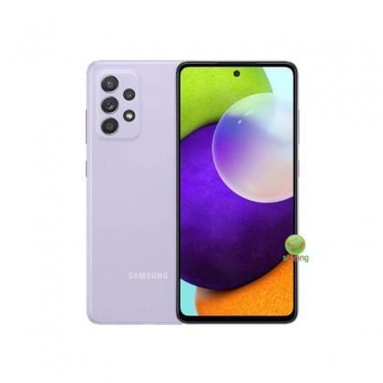 Samsung Galaxy A52 (A525F/DS)(256GB ROM 8GB RAM)(Awesome Violet)