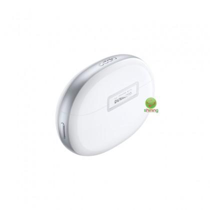 Oppo Dynaudio Enco X True Wireless Noise Cancelling Earphones (ETI51)(White)