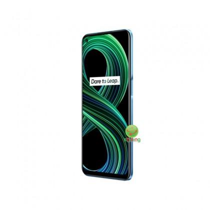Realme 8 5G (RMX3241)(8GB/128GB)(Supersonic Blue)