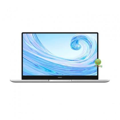 Huawei MateBook D15 NoteBook(BoB-WAI9)(Intel i3-10110U)(8GB/256GB SSD)(Mystic Silver)