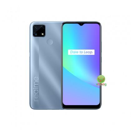 Realme C25S (RMX3195)(4GB/128GB)(Water Blue)