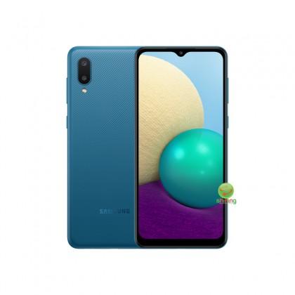 Samsung Galaxy M02 (M022F/DS)(2GB RAM 32GB ROM)(Blue)