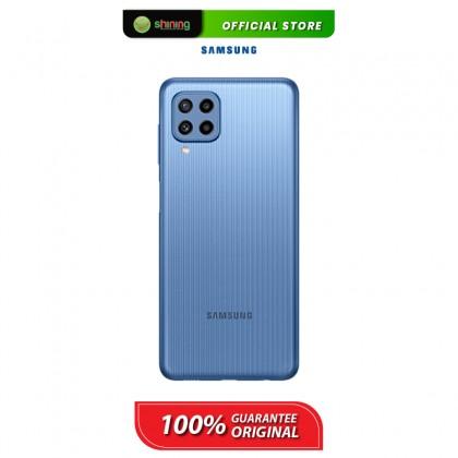 Samsung Galaxy M22 (SM-M225FV/DS)(128GB/6GB)(Light Blue)