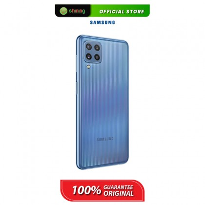 Samsung Galaxy M32 (SM-M325FV/DS)(128GB/8GB)(Light Blue)