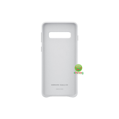 SME (O) LED BACK COVER GALAXY S10 6.1 inches WHITE