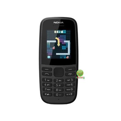 Nokia 105 4th Edition (TA-1174)(Black)