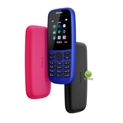 Nokia 105 4th Edition (TA-1174)(Blue)